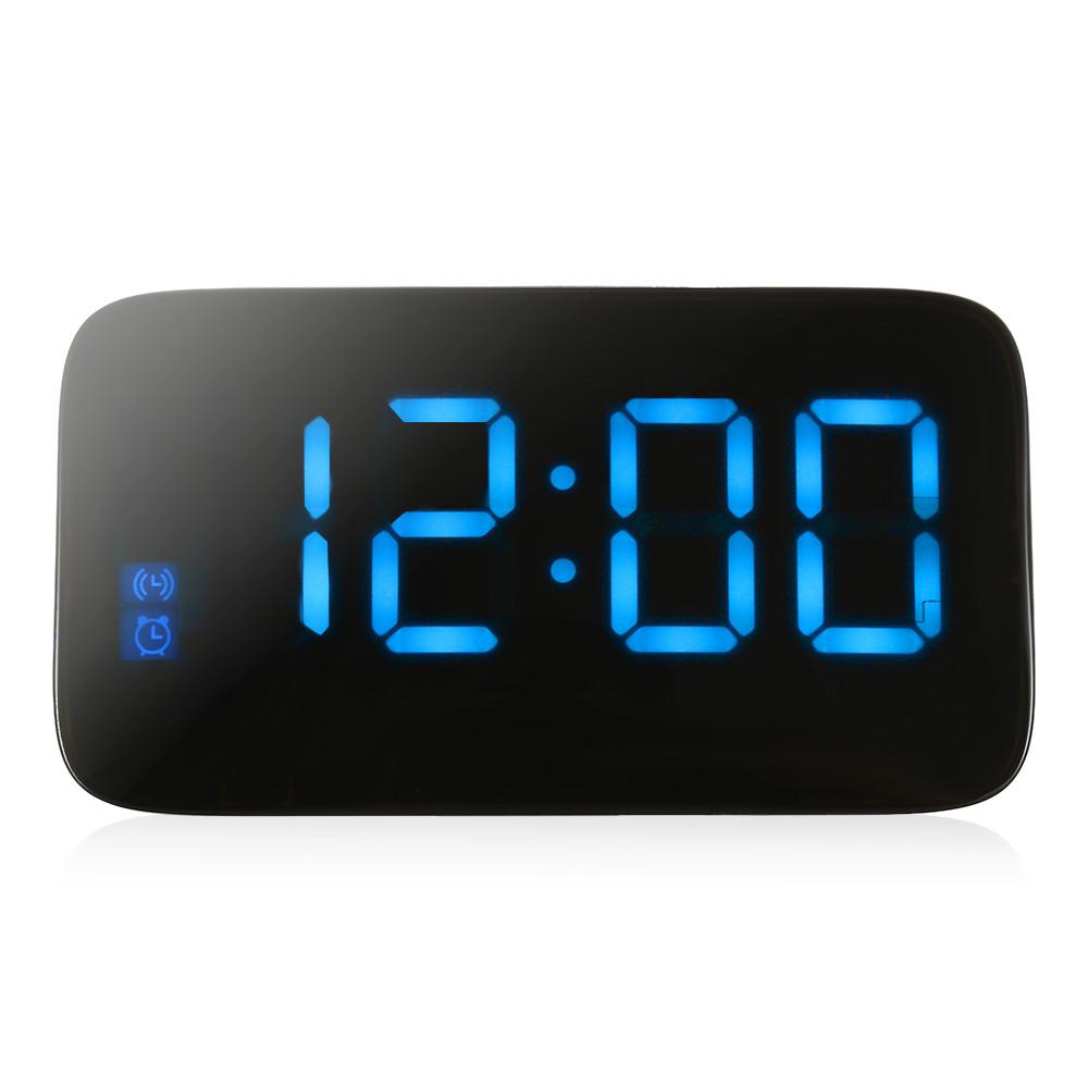 R 233 Veil Compact Led Avec Alarme Deco Clock
