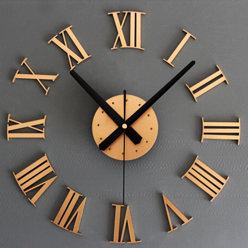 Horloge En M 233 Tal Avec Chiffres Romains Style Vintage Et
